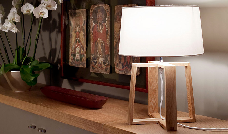 Unique Bliss Table Lamp