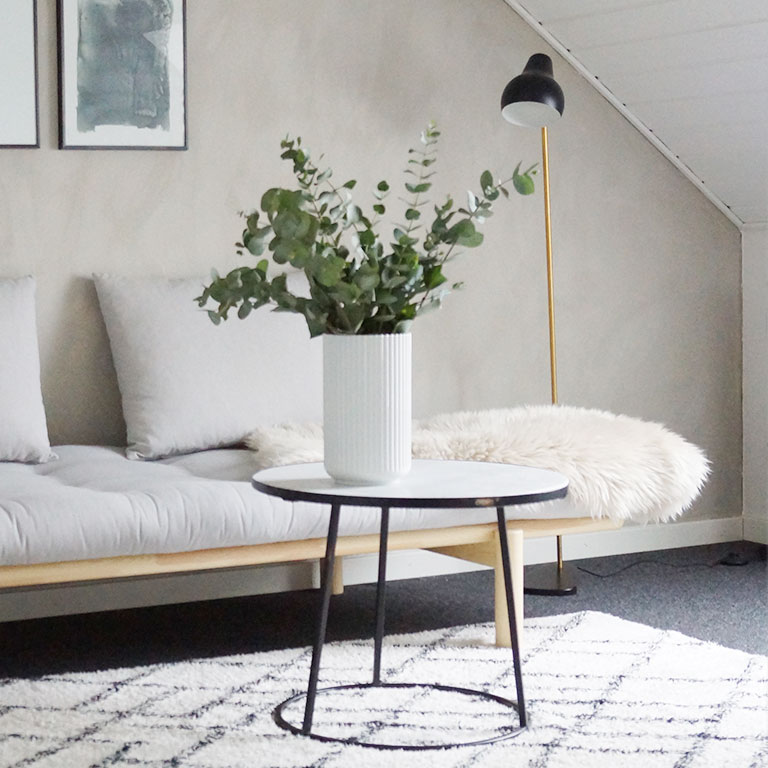 designer floor lamp VL38 by Louis Poulsen