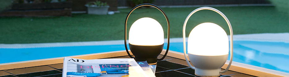 Outdoor Lights with Batteries