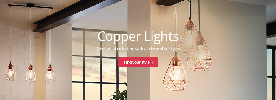 Trend Copper Lights