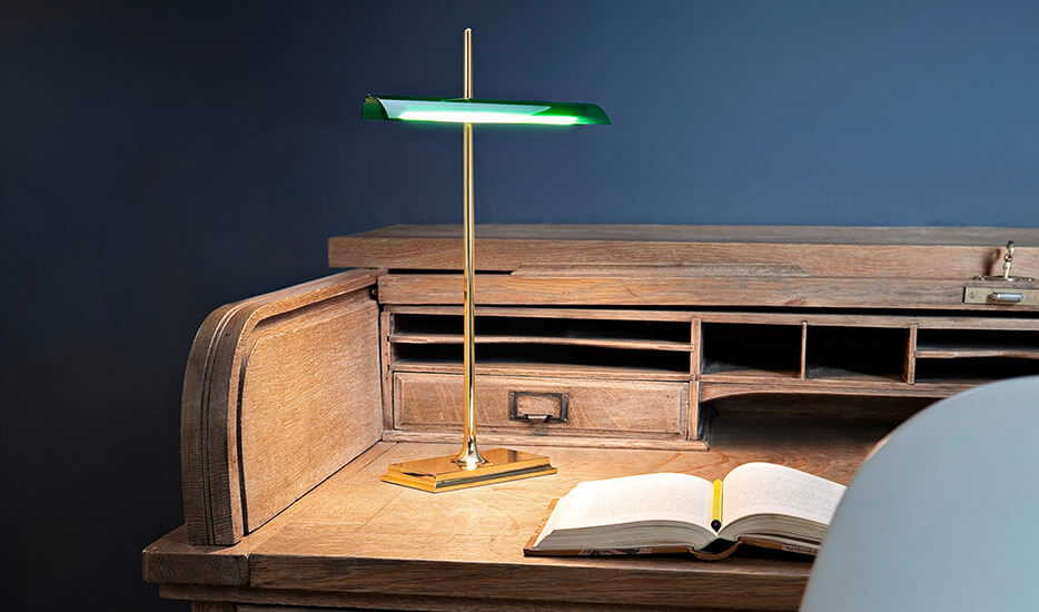The reason you need a good desk lamp