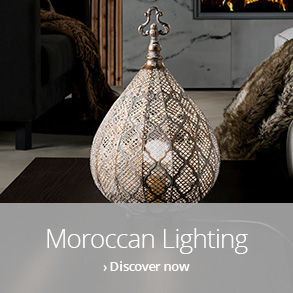 morrocan lighting