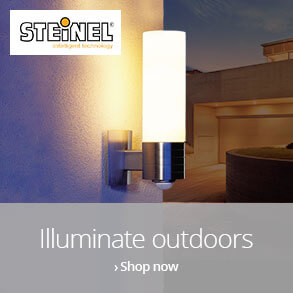 Outdoor Lighting by STEINEL