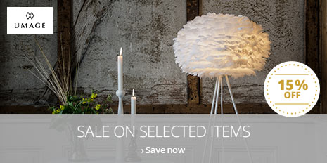 15% off selected UMAGE items