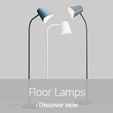 Scandinavian floor lamps