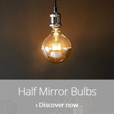 half mirror bulbs