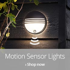 motion sensor lighting
