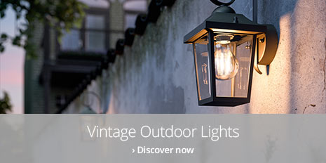 vintage outdoor lights