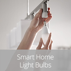 smart home light bulbs