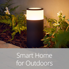smart home outdoors