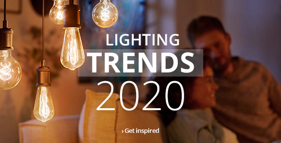 Lighting trends 2020