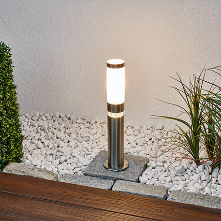 Modern pillar light Binka