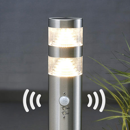 Stainless steel path lights