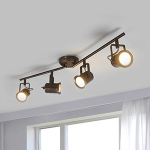 kitchen ceiling light spotlights