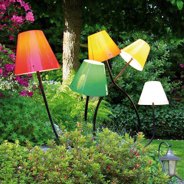 Designer outdoor light by Top Light - item no: 9020041