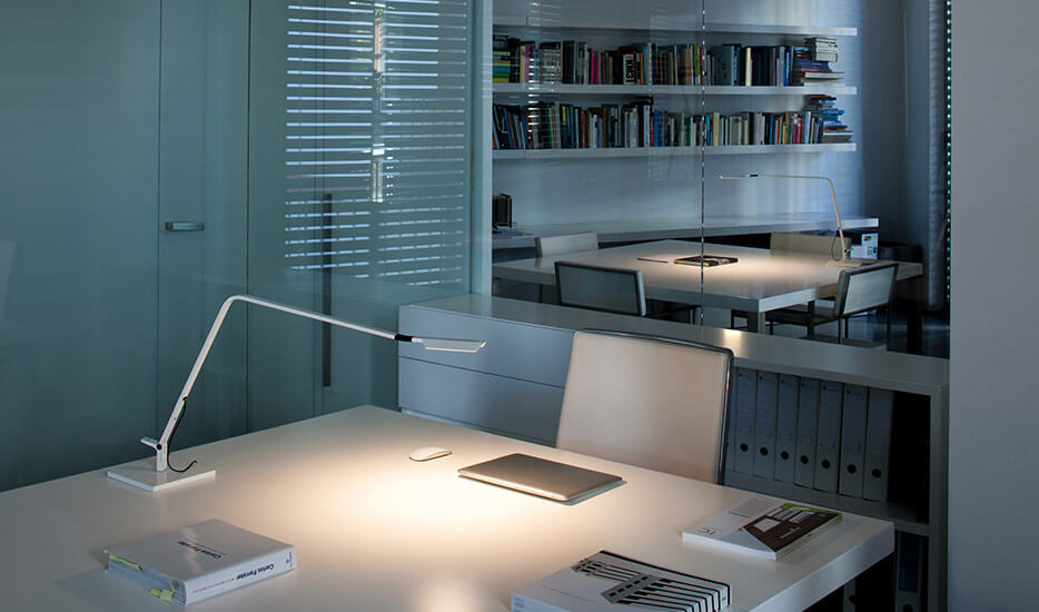 Why are LED desk lamps the number one choice for home offices and workplaces?