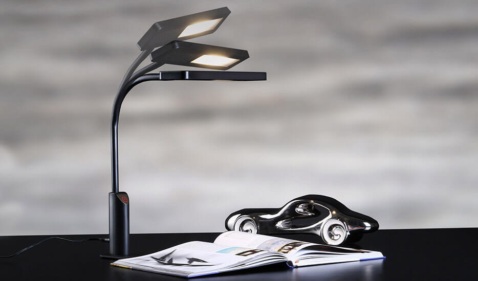 Designer LED Desk Lamp