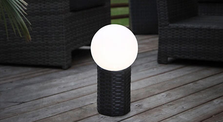 LED pillar lights
