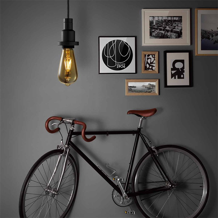 Light and Bike