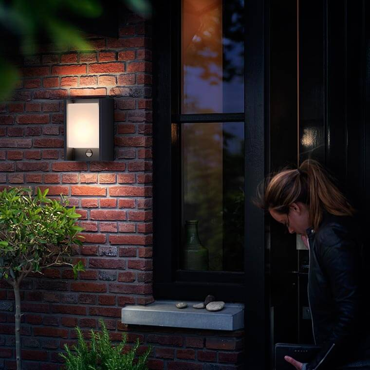 outdoor wall light by PHILIPS