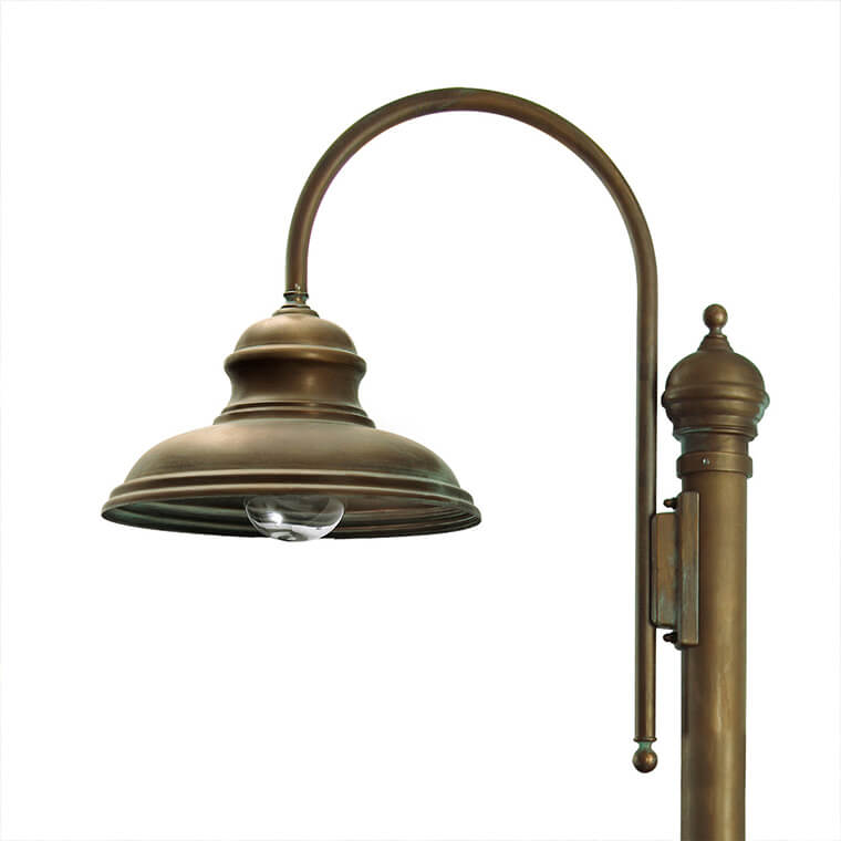 Path light for coastal areas by Moretti
