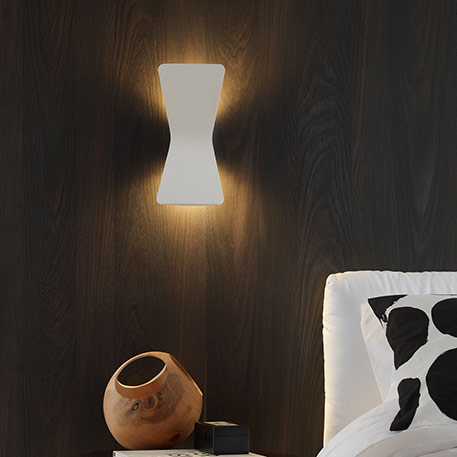 Modern LED wall light Flex