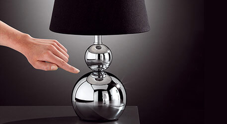 Sofia Table Light with Dimmer