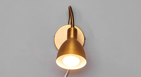 classic antique wall lamp