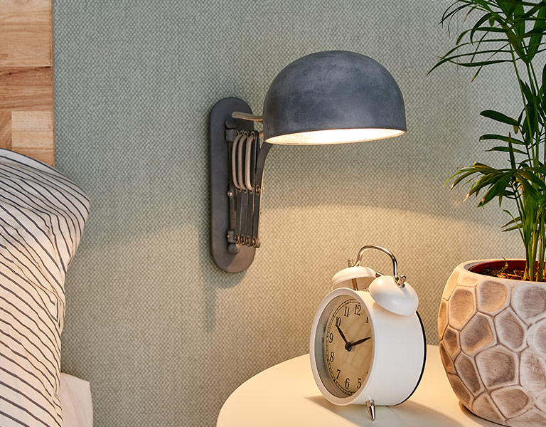 Industrial Style Wall Lights