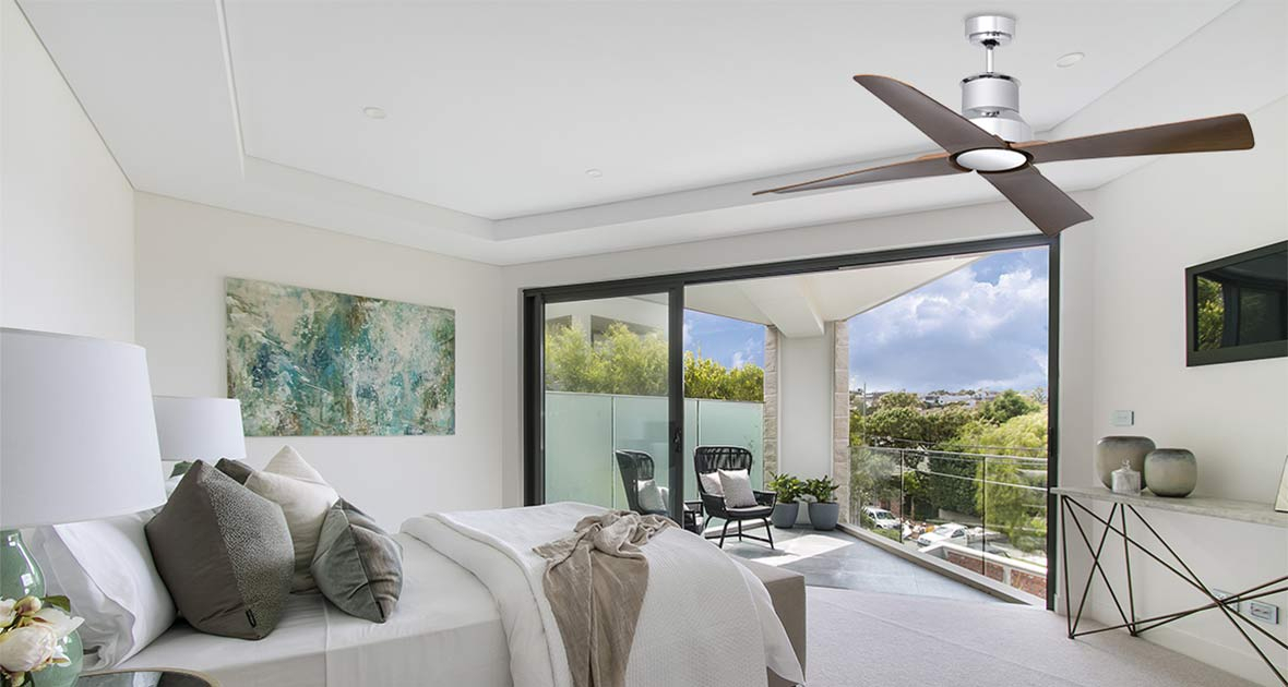 A breath of fresh air – ceiling fans from Lights.ie!