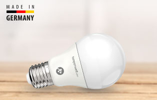 LED bulbs Made in Germany